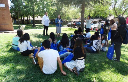 Programas de Acceso Inclusivo del CAP UCM Estudiantes talentosos son recibidos con los brazos abiertos en la UCM