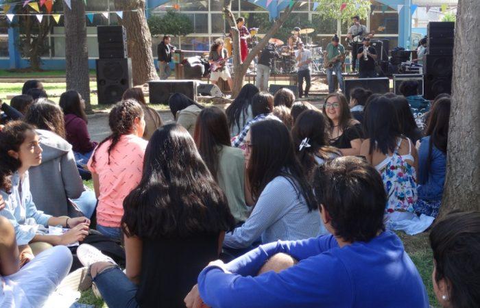 Con éxito culmina semana de bienvenida a estudiantes novatos
