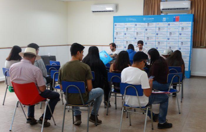 ESTUDIANTES PACE ASISTEN MASIVAMENTE A CONCRETAR SU MATRÍCULA EN LA UCM