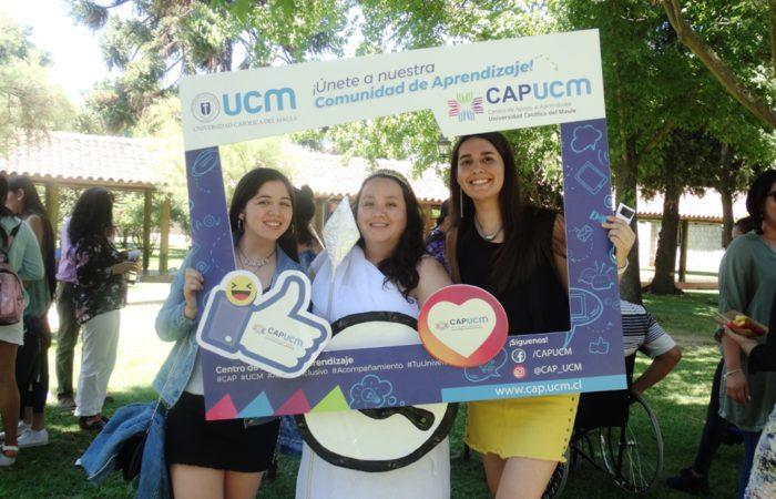 Estudiantes talentosos fueron recibidos en la UCM
