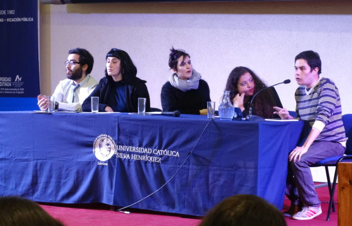 PRESENTAN EXPERIENCIA DE MESA DE ESTUDIANTES CON DISCAPACIDAD UCM EN INSTANCIA NACIONAL