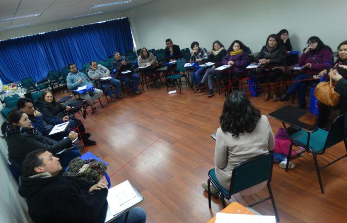 COMPARTEN PROYECCIONES DE CARRERA DOCENTE CON PADRES DE ESTUDIANTES CON INCLINACIÓN POR LA PEDAGOGÍA