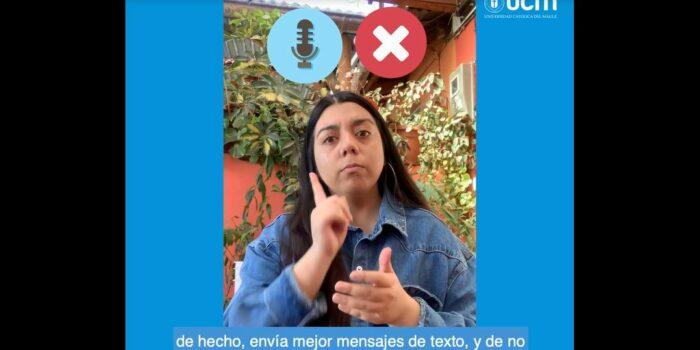 LANZAN CAMPAÑA PARA EL USO INCLUSIVO DE LAS REDES SOCIALES